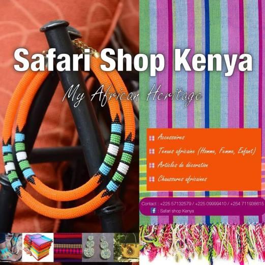 Seen Expo Ventre Afro Chic #1 - Safari Shop Kenya