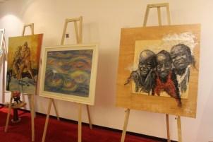 Une toile pour l'enfant - 19, 20 et 21 octobre 2017 au Sofitel Hotel Ivoire