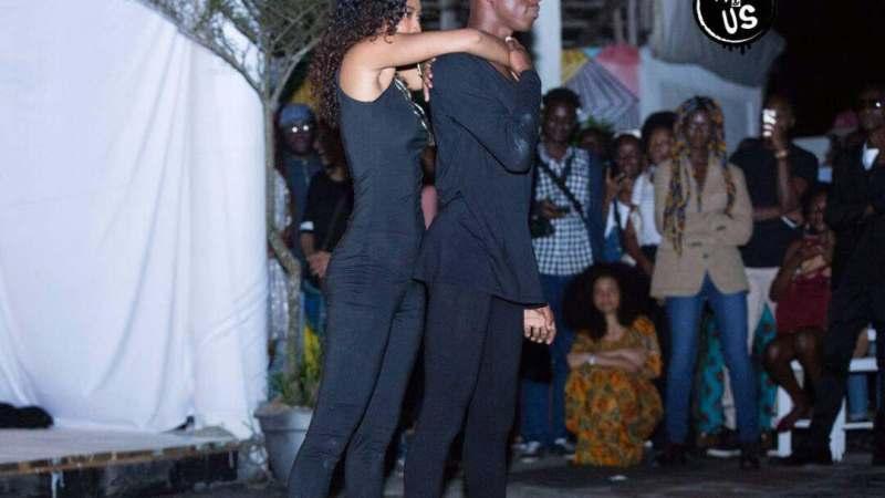 Marché de Noël Djinamory 2 : Opening Show avec Jemima et Umar