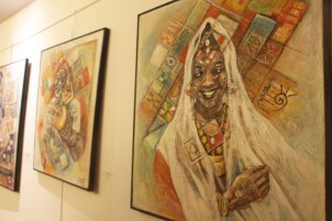 Sankofa de Kouamé Youssef jusqu'au 8 mars 2018 au Sofitel Hotel Ivoire