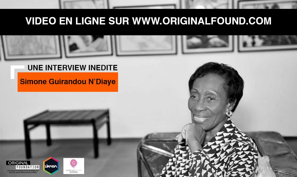 Découvrez l'interview vidéo exclusive de Simone Guirandou, une pionnière dans la promotion des arts contemporains en Côte d'Ivoire