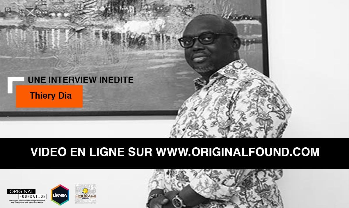 Découvrez l'interview vidéo exclusive de Thierry Dia, un dénicheur de talents basé en Côte d'Ivoire