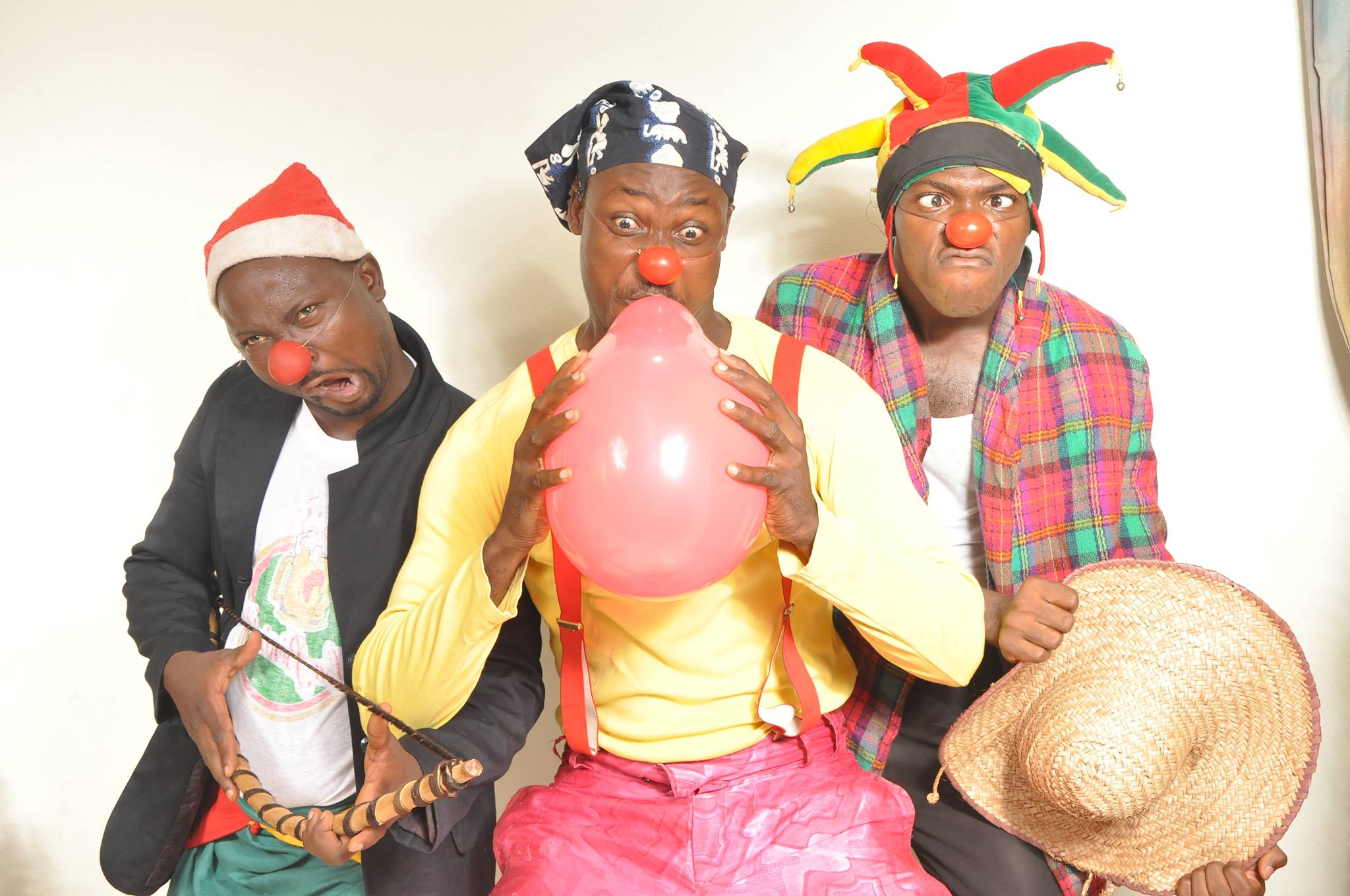 #MASA2018 – Africa Clowns présente  «Moi music, pas call box» un spectacle pour le jeune public