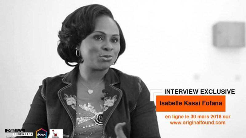 Prix Ivoire pour la Littérature Africaine d'Expression Francophone, un prix défendu par Isabelle Kassi Fofana