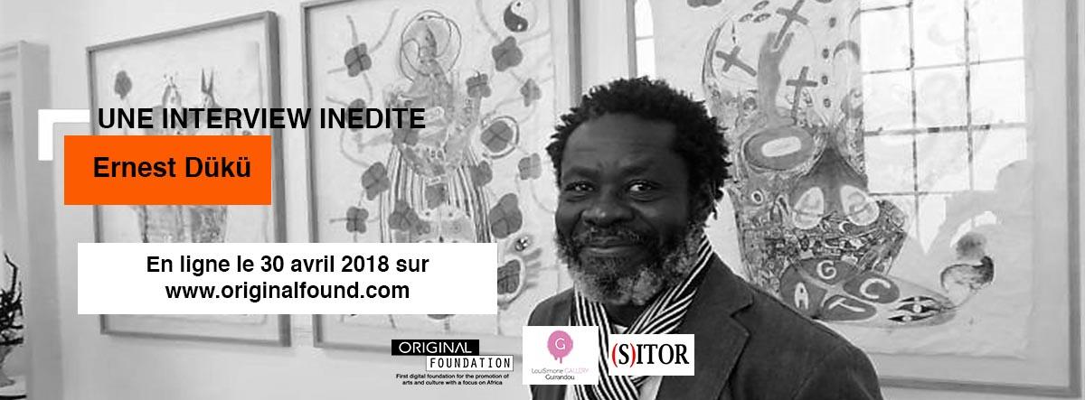 Découvrez l'interview exclusive de Ernest Dükü qui compte parmi les artistiques ivoiriens les plus connus à l'international