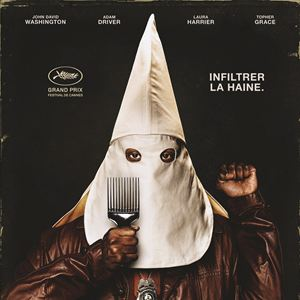 5 raisons d'aller voir BlacKkKlansman de Spike Lee