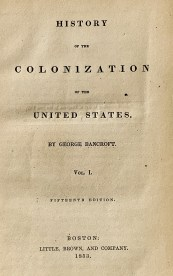 THE BUSINESS OF AMERICA IS COLONIZATION