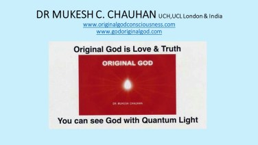 Love and Truth is the only way to meet God