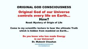 Life and Original God