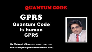 GPRS is in Quantum Code