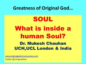 what is inside human soul