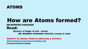 How are 3-D Atoms formed