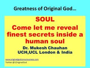 Secrets inside human soul