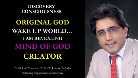 Mind of God - scientific discovery