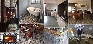Cement Tiles - Gallery + Inspiration