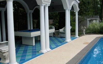Cement Tiles Colonial Shape