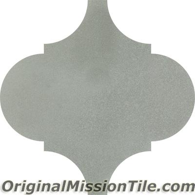 Colonial cement tiles