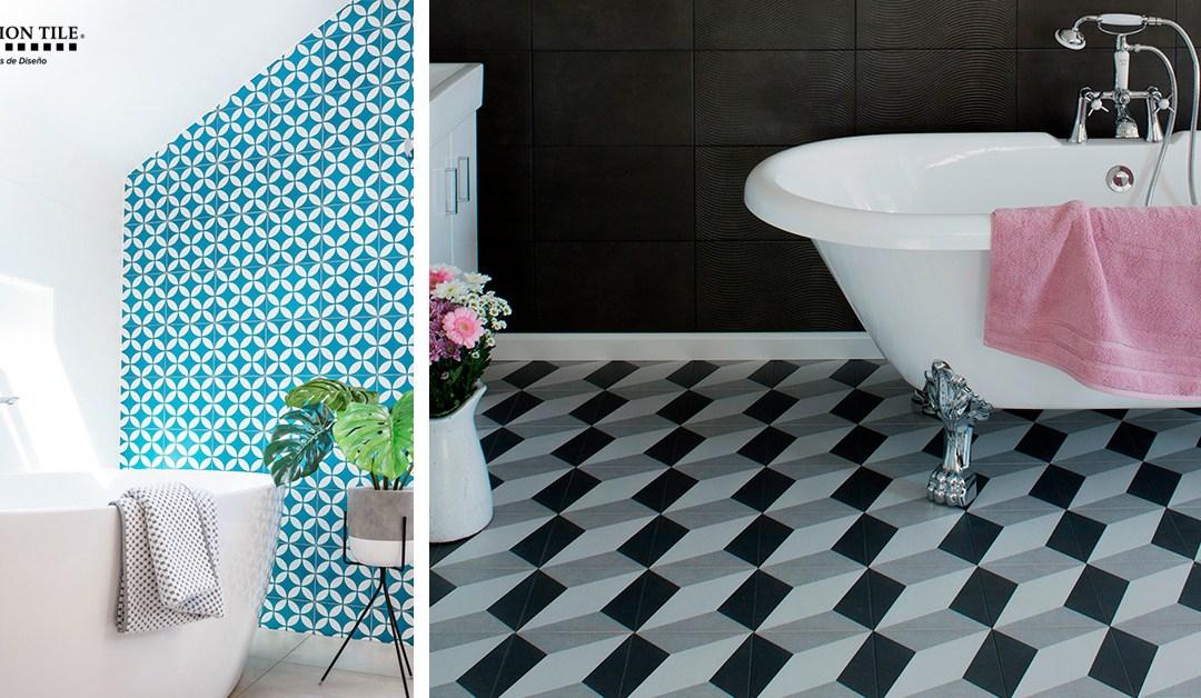 9 Captivating Bathroom Tiles Ideas for Small Bathrooms