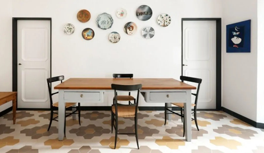 Floor Tile Patterns for Small Spaces to Look Larger