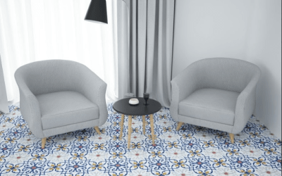 Creative Patchwork Tile Designs Trends of 2019