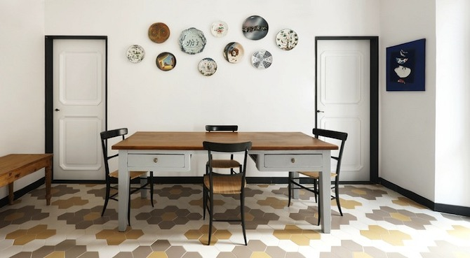 5 Awesome Tile Flooring Ideas For Dining Room
