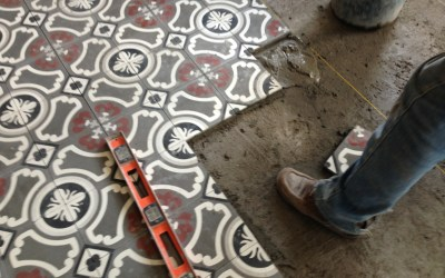 Ceramic Tile Installation Ideas For Basement Floors
