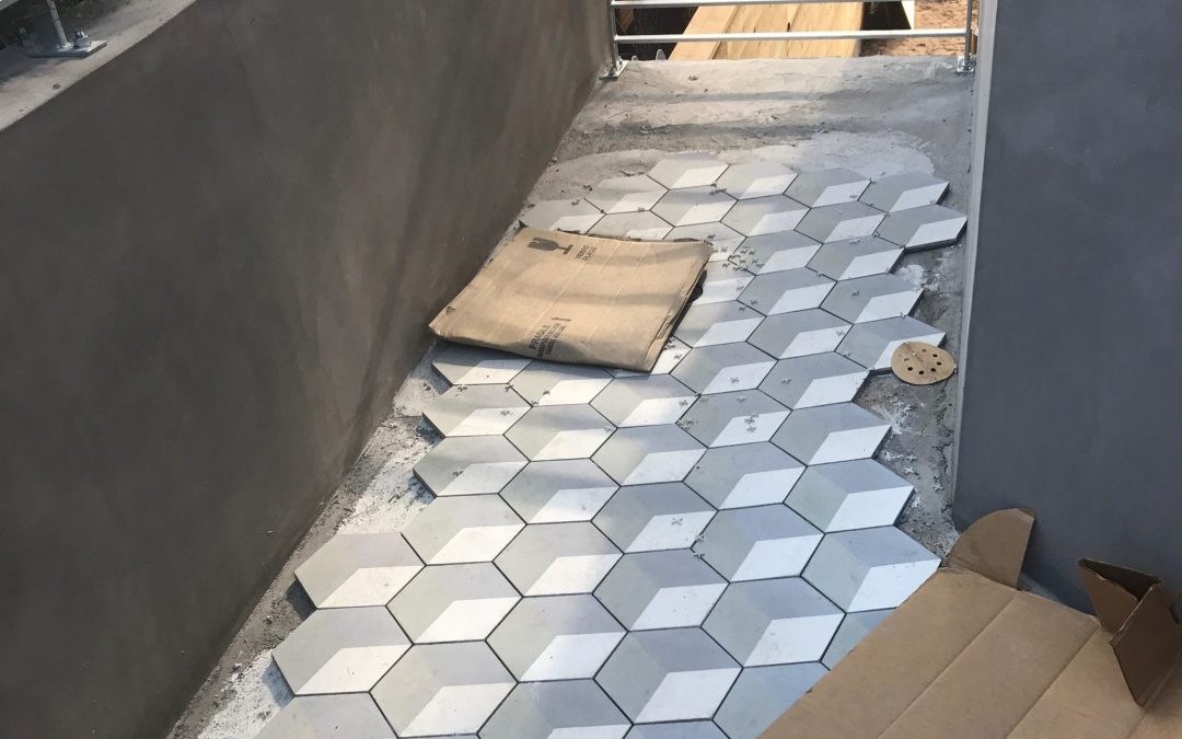 How to Install Ceramic Floor Tile?