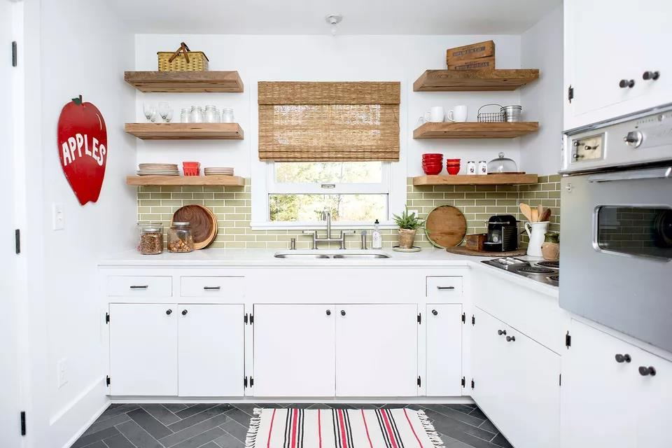 15 Modern and Stylish White Kitchens