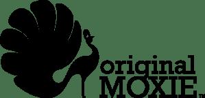 Original Moxie Full Logo Black