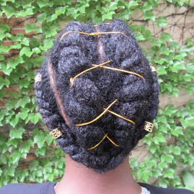 Protective Styles - Original Moxie Curly Salon