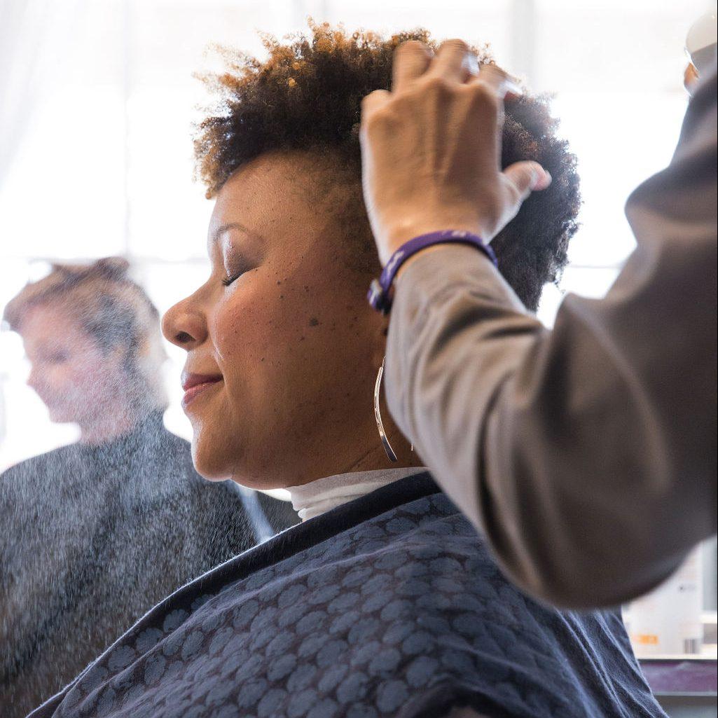 Natural hair salon - Diagnostic Services