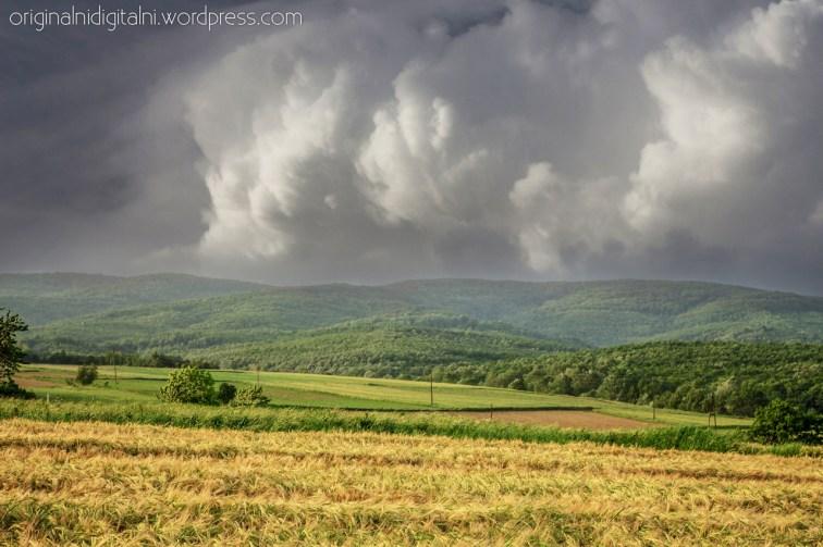 Slavonske oranice.