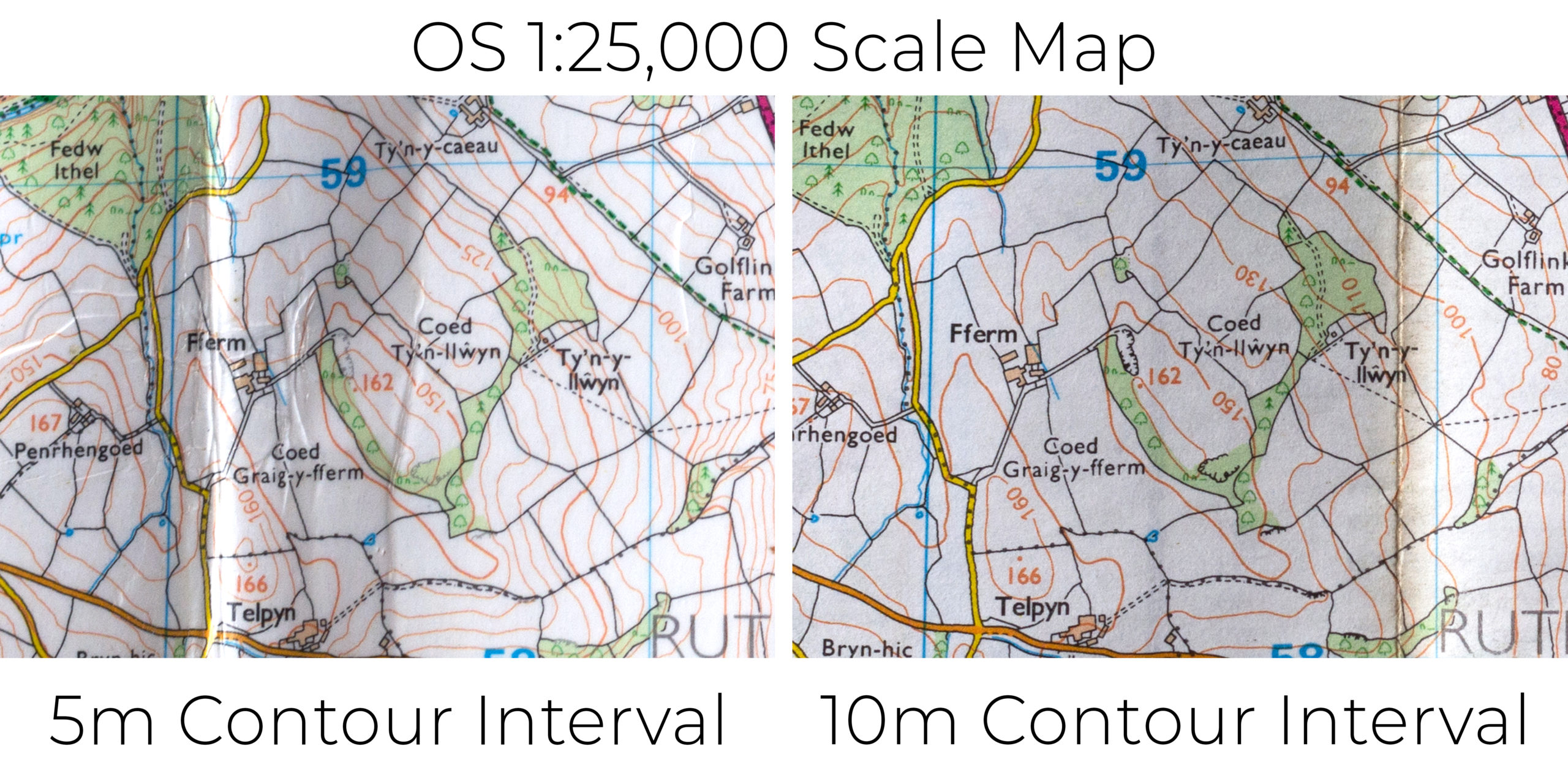 How To Choose The Right Map Scale
