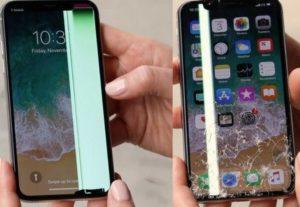 Қалпына келтірілген iPhone.