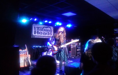 Live Review: Courage My Love at Southampton's Talking Heads
