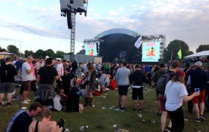 Isle of Wight Festival entertains thousands of fans