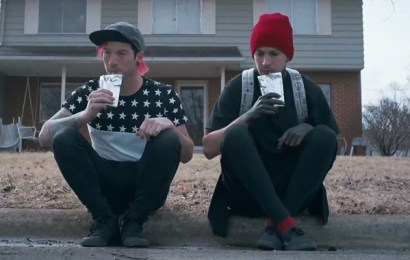 twenty one pilots' 'Stressed Out' reaches one billions views
