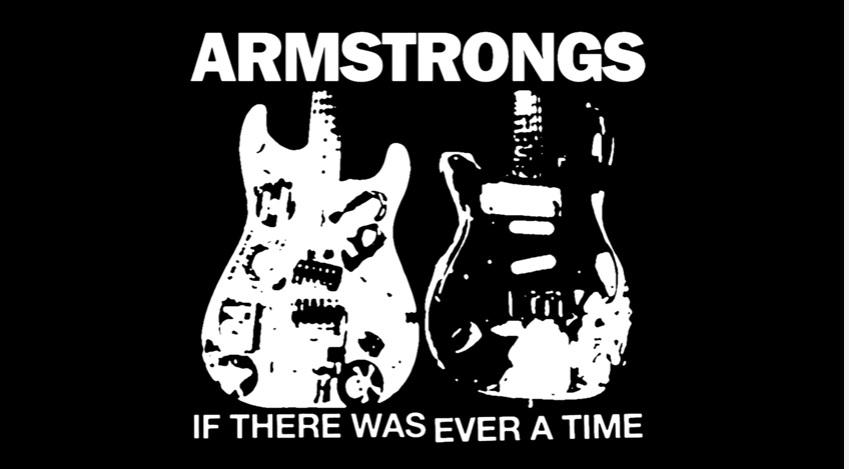 Listen to Billie Joe Armstrong's new band
