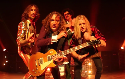 The Darkness unleash brand new single 'Solid Gold'