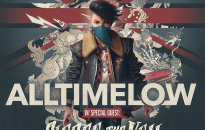 All Time Low announce tour with Pierce The Veil