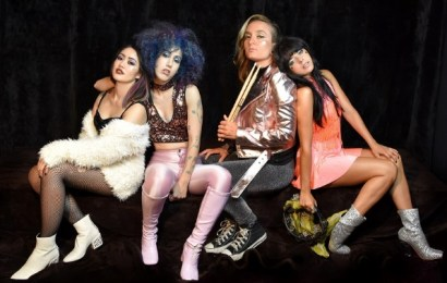 Interview: Glam Skanks talk latest tour with Adam Ant