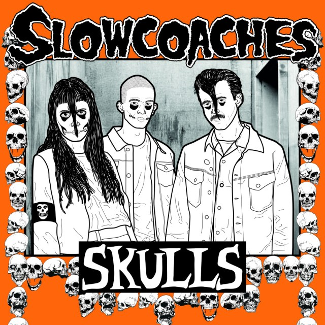 Slowcoaches cover The Misfits' 'Skulls' for Halloween ...