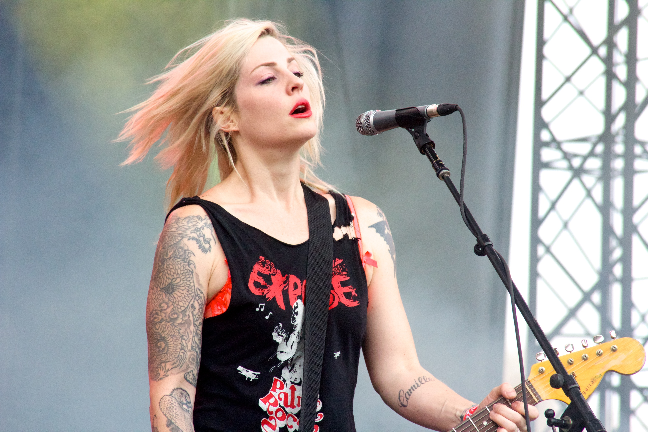 Brody Dalle Nude Photos 82