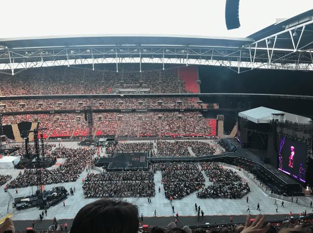 Live Review: BTS at Wembley Stadium - OriginalRock net