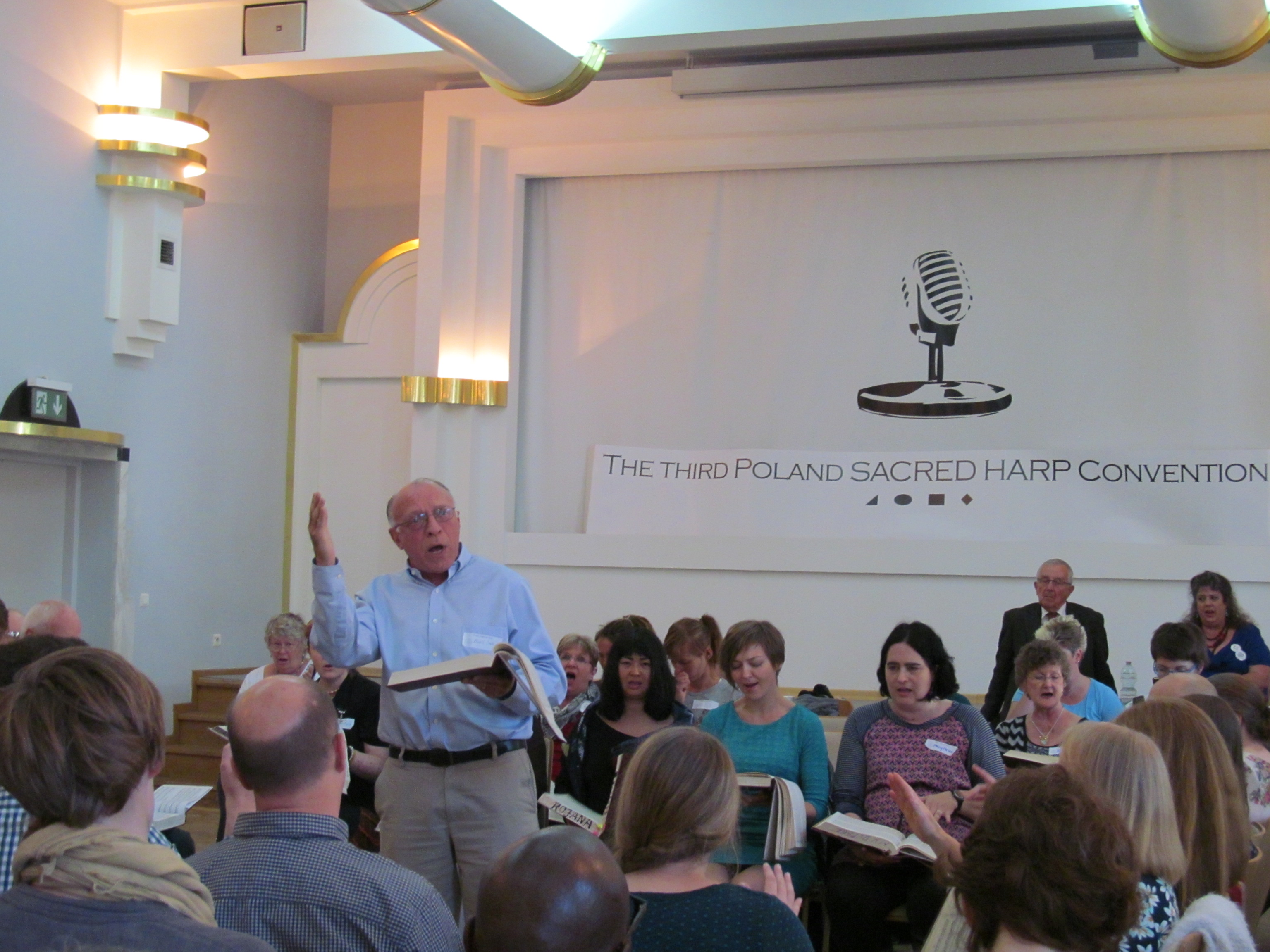 A Long Time Traveling: A Sacred Harp Tour to the UK