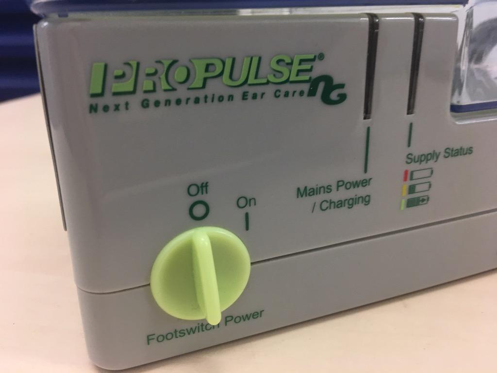 Propulse Next Generation Ear Syringe Ng Ear Care System