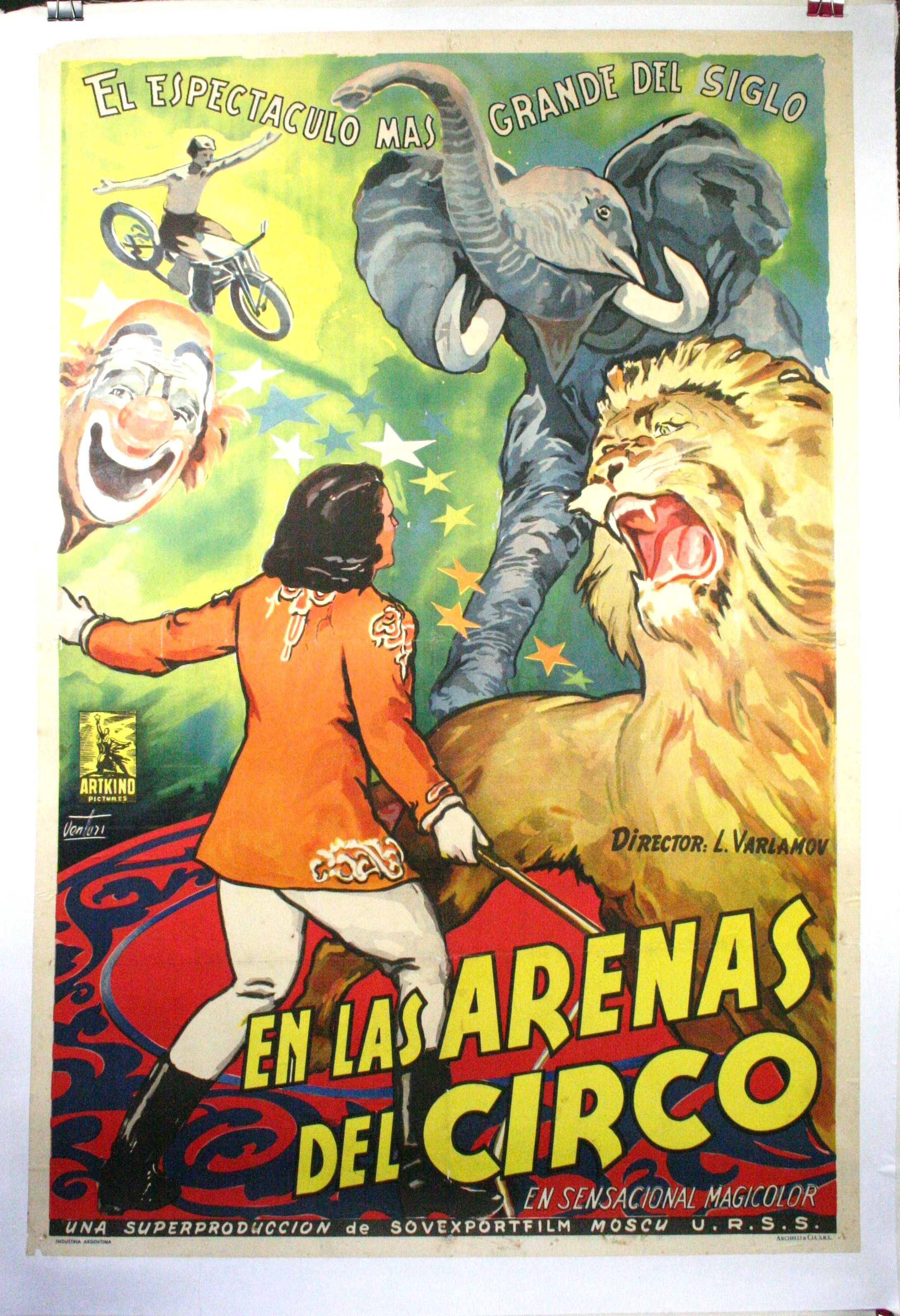 Image result for mexican circus poster