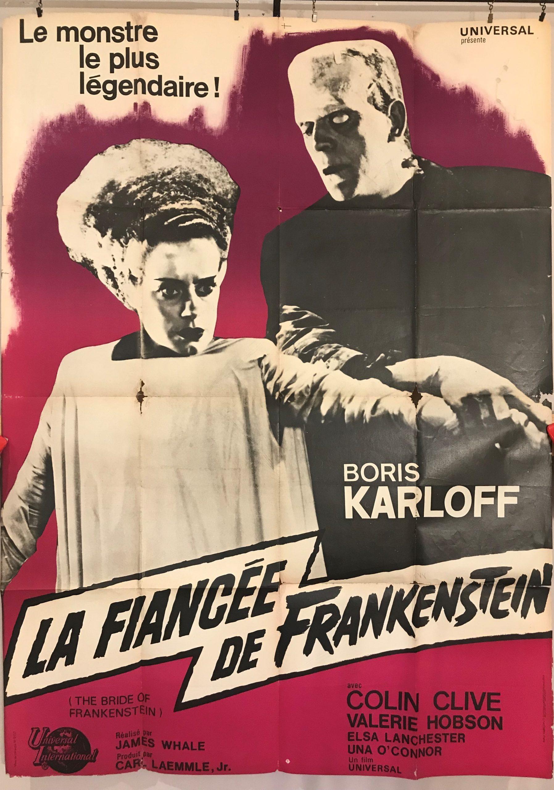bride of frankenstein original