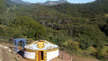 Yurts around the World