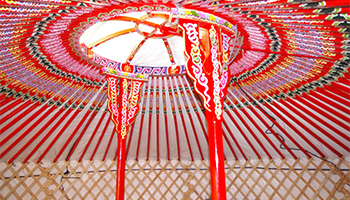 Yurts we produce